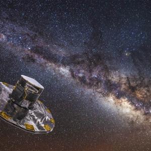 «Хвосты» квазаров могут запутать космический телескоп и одновременно помочь ученым